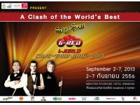 Galleries Sangsom 6 Red World Championship 2013   3 September 2013